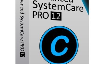 Advanced SystemCare Pro 12 Key