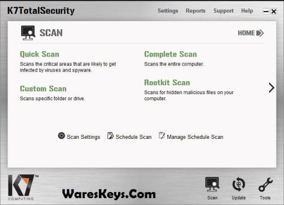 k7 Total Security 2019 Key