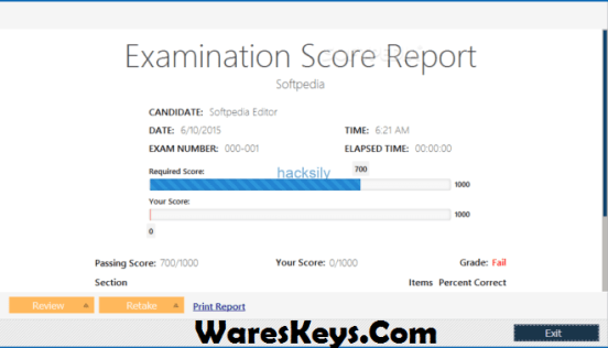 VCE Exam Simulator 2.6.1 Crack