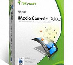 iSkysoft iMedia Converter Deluxe License Key