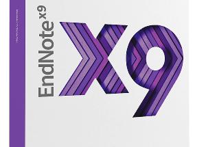 EndNote X9 Crack