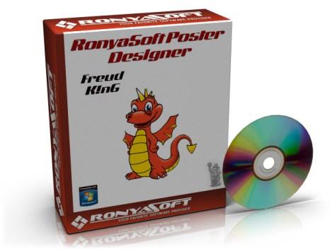 RonyaSoft Poster Designer Key