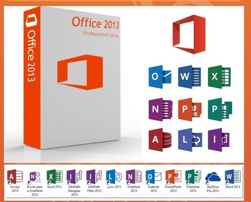 Crack para office 2013 professional plus 64 bits