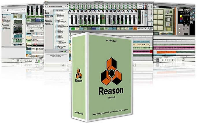 Reason 5 free download full version