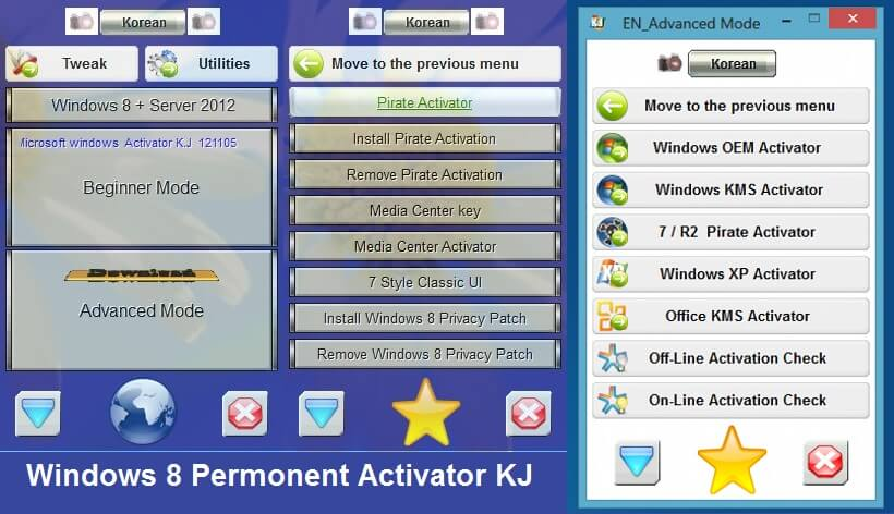 Download windows 8 activator kj 121105 free download