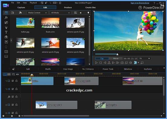 PowerDirector 16 Free Trial Download CyberLink