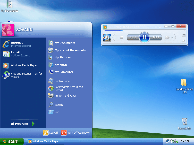 Windows XP Professional with Service Pack 2 Product Key Free