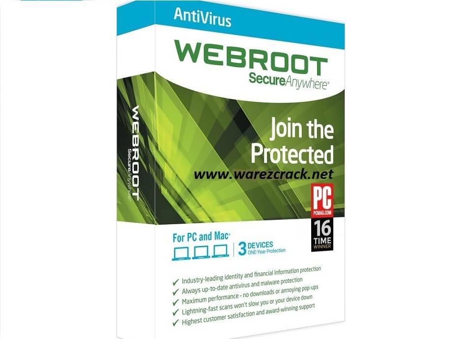 Webroot Secureanywhere Antivirus 2015 Serial Key Free
