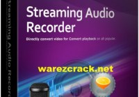 Wondershare Streaming Audio Recorder Crack 2.3.5 Full Version