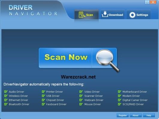 Driver Navigator 3.6.6 Crack Free Download