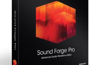 MAGIX Sound Forge Pro 11 Crack