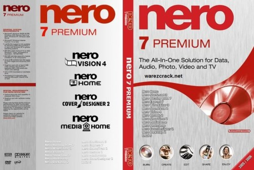 nero 7 crack version