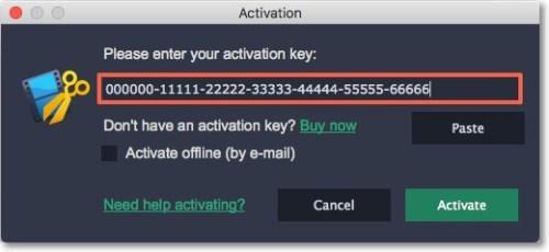 Movavi SplitMovie 2 Activation Key