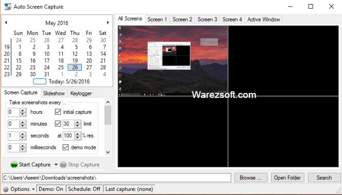 Auto Screen Capture Torrent