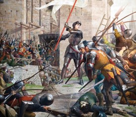 Joan of Arc and the Siege of Orleans - Warfare History Network