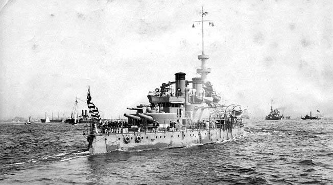 Spanish American War Heading