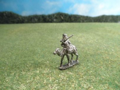 15mm French Colonials: LFA 38 - LFA39 Arab Camelry, Taureg
