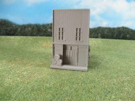 15mm ACW Buildings: TRF325 False Front Building, Style D