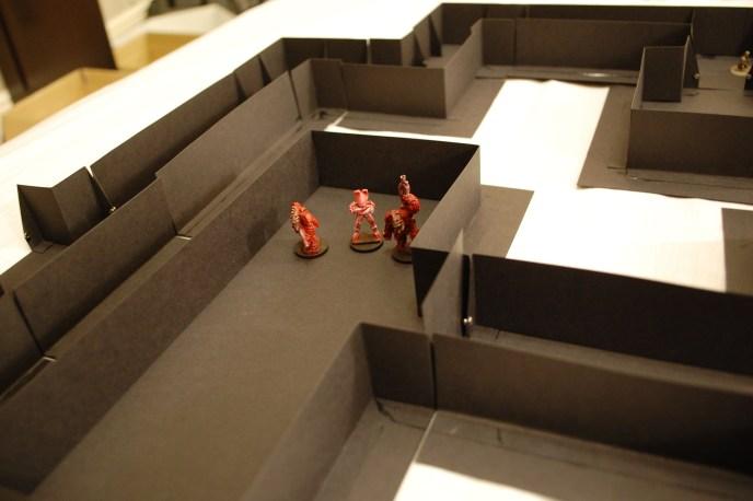 Creating the Battlefield #5 – UFO Interior