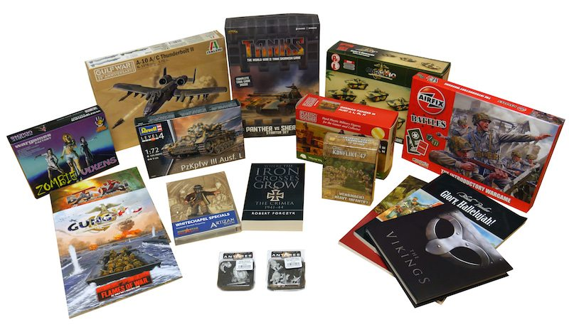 TELL US YOUR FAVOURITE WARGAMES RULES/MINIATURES GAME