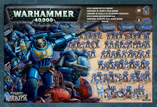 Apocalypse And Their Pretty New Battalion Boxes    WARNING!