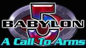 B5 A Call to Arms Logo