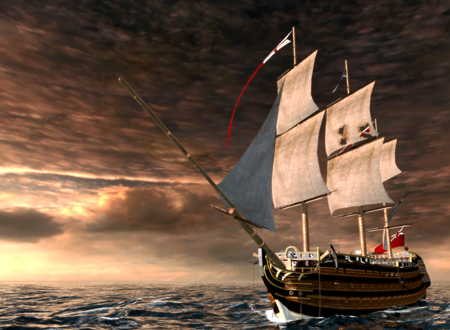 Empire Total War British Ship