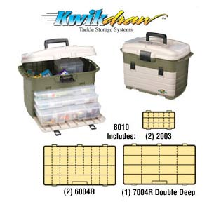 flambeau kwikdraw 8010 tacklebox