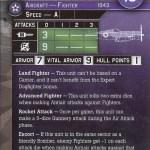 USMC F4U 1-A Corsair