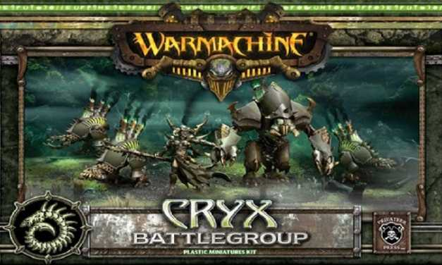 Empezando un ejército Cryx