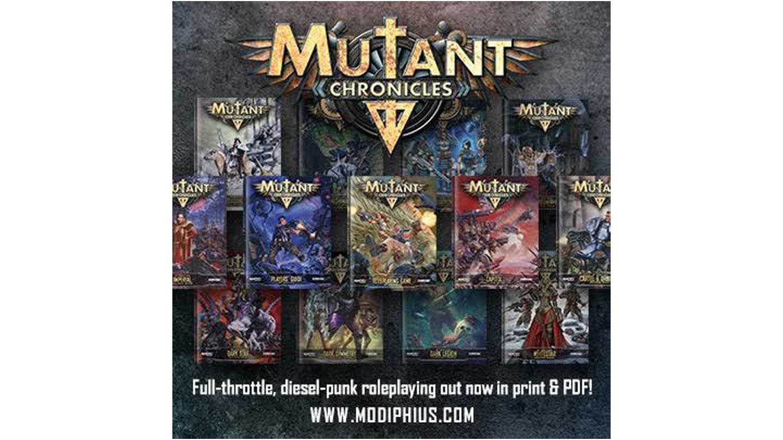 Mutant Chronicles 3rd Edition Pdf