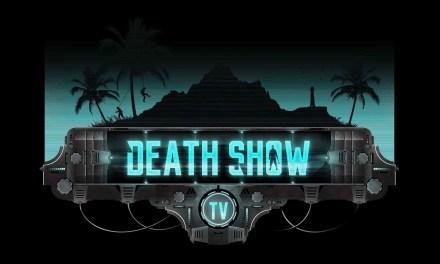 Death Show TV juego de cartas (reseña)