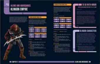 Página de muestra sobre el Imperio Klingon
