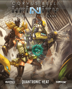 Infinity RPG Quantronic Heat