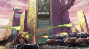 Combate a tus rivales al mejor estilo Kaiju vs Mecha (robot gigante), la ciudad es sólo daño colateral