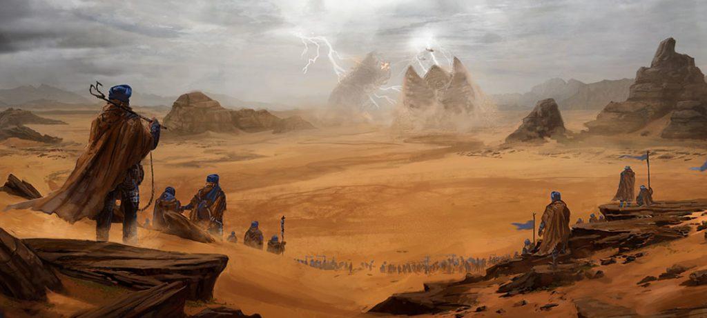 Dune De Frank Herbert Tendra Nuevos Juegos De Mesa De Rol Y