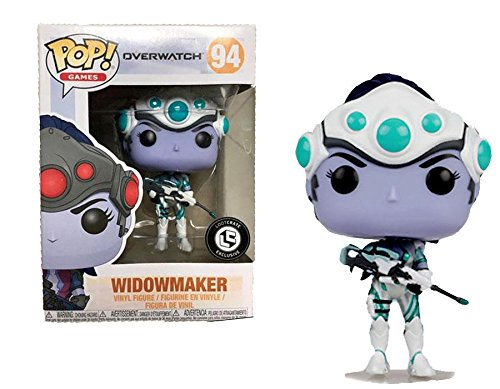 Participa y Gana este Funko Pop Widowmaker de Overwatch