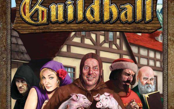 Guildhall Juego de Cartas  – Reseñas de Padre e Hija