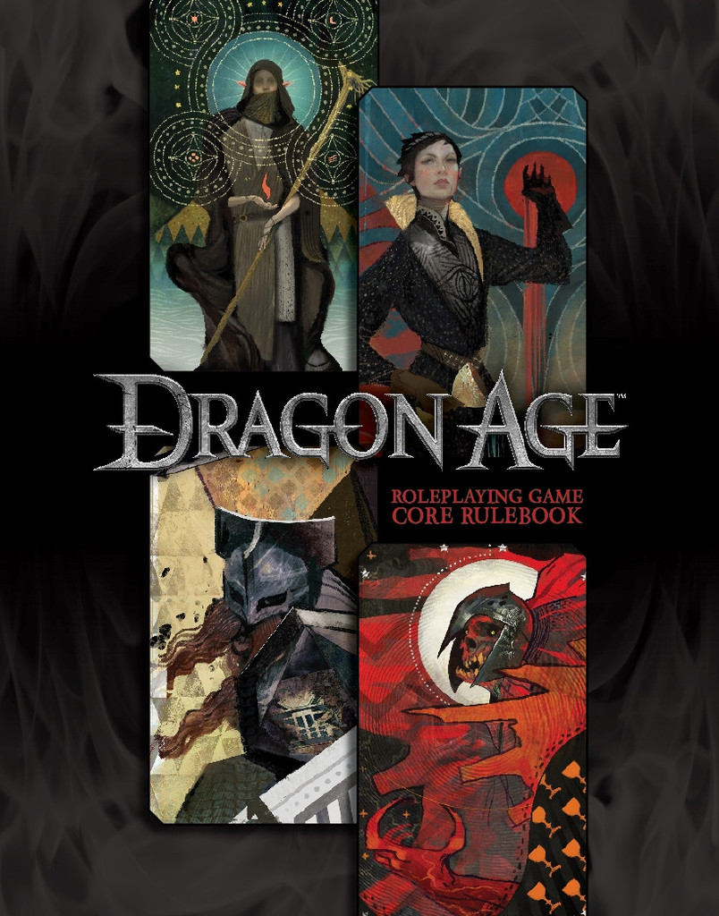 Dragon Age RPG Portada