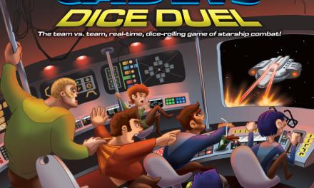Space Cadets Dice Duel, batallas en el espacio (Reseña)