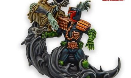 Judge Dredd El Juego de miniaturas: Pandillas y Jueces [+Lanzamiento]