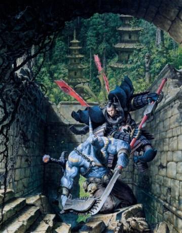 Samurai corporativo de Mishima