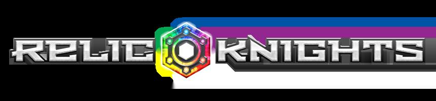 Logotipo de Relic Knights