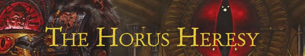 The Horus Heresy Gallery