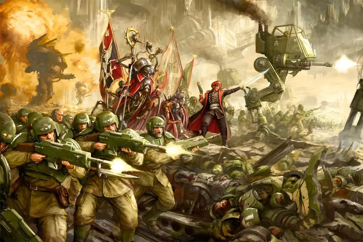 Cadian Charge