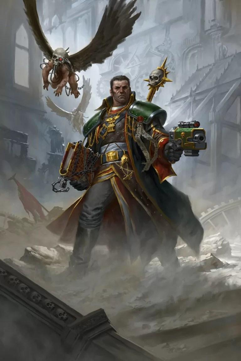 Eisenhorn The Magos