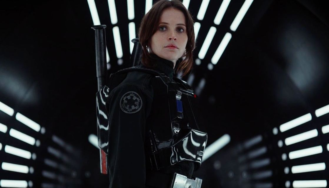 Does Rogue One Trailer=The Feminist Empire Strikes Back?!?!??!?!?!!!