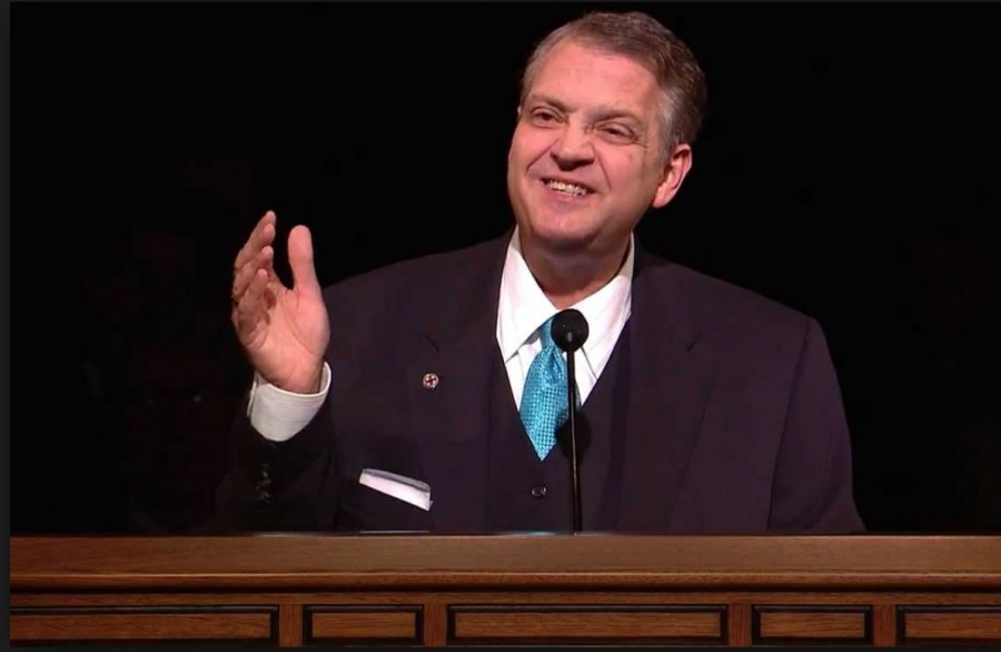 The Grace of Shame: Al Mohler's homosexual orientation error (1)…