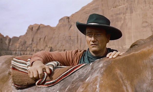 Sanity at the Movies: The Searchers