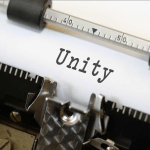 How important is unity?